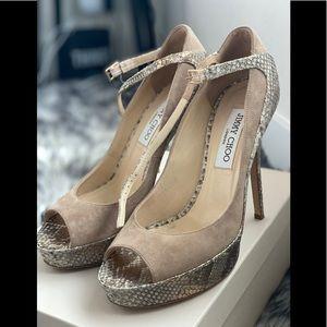Gorgeous Jimmy Choo heels 🤩